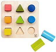 Hape – Color and Shape Wooden Sorter