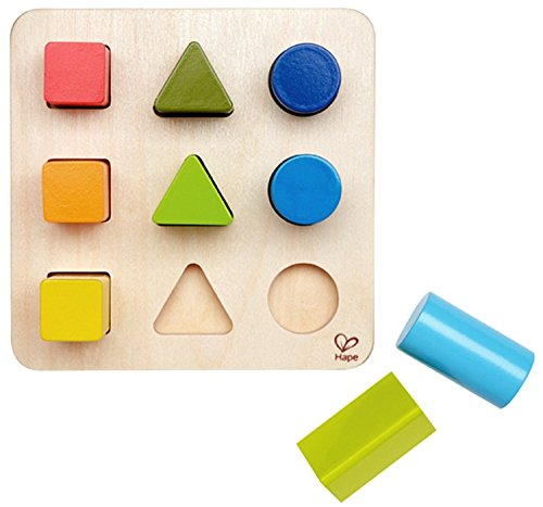Hape Color Shape Wooden Sorter product image