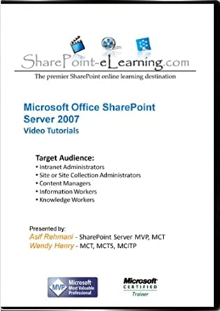 Sharepoint 2007 tutorial how to create a sharepoint 2007 team.