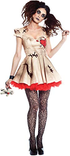 Voodoo Magic Costume - Medium - Dress Size 6-8]()