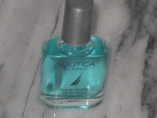 Nautica classic by coty eau de toilette 5oz 15ml