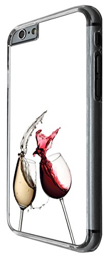 993 - cool fun cute drinks alcohol wine cheers celebration Design For iphone 4 4S Fashion Trend CASE Back COVER Plastic&Thin Metal -Clear