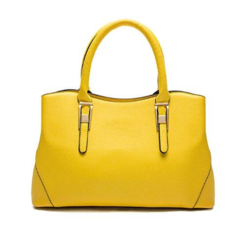 La Main à Yellow Femmes Bandoulière Mode Bandoulière à Des De Simple Sacs Sac Sauvage Sac à td5xawZq4