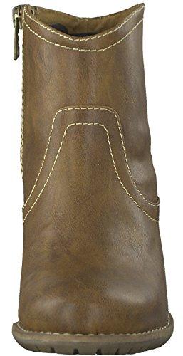Seitlicher Stiefel Damen Muscat 5 s Modische 5 Bootie Oliver 29 Reißverschluss 25359 Stiefelette TxgHzwvxq