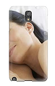 Galaxy Anti Scratch Case Cover Protective Beautiful Happy Dreaming Couple In Bed Case For Galaxy Note 3