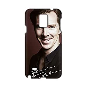 Angl 3D Case Cover Sherlock Phone Case for Samsung Galaxy Note4