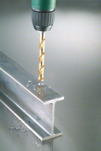Bosch 2607019436 Metal Drill Bit-Set Hss-Tin 13 Pcs