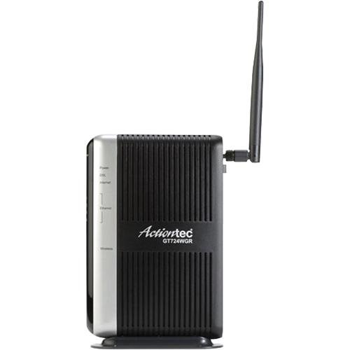 Actiontec GT724WGR Wireless DSL Modem