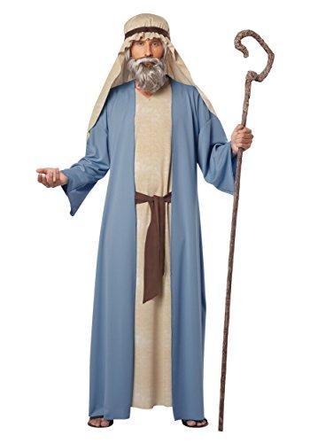 California Costumes Men's Herdsman Noah Adult Costume, Blue/Tan, Large/X-Large -