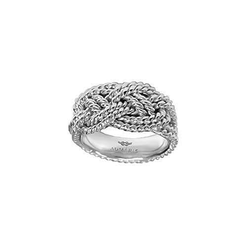 d62204c1dd0c4 Amazon.com: Doble Carricks Bend Knot Ring for Sailors Handmade: Handmade