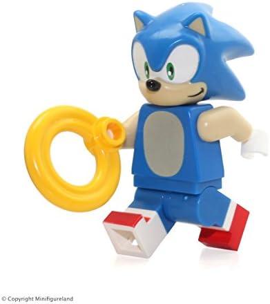 LEGO Sega Dimensions Minifigure - Sonic the HedgehogRing (71244)