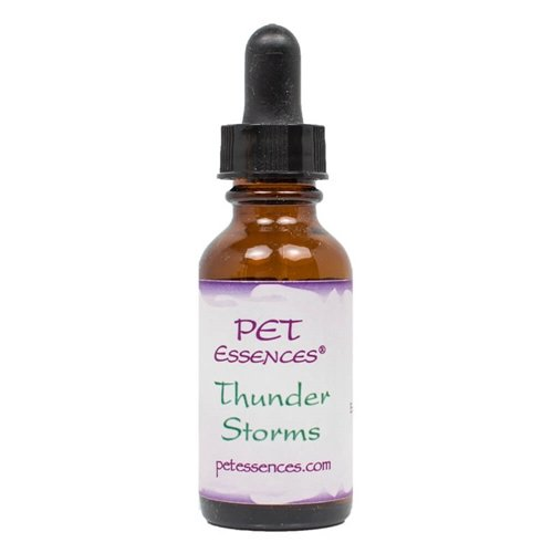 Pet Essences Thunder Storms Flower - Flower Wellness Essence