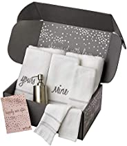 SKL HOME by Saturday Knight Ltd. Happily Ever After Splash Gift Box (7 Pieces), White