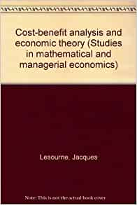 cost-benefit analysis and economic theory jacques lesourne pdf
