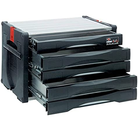 Würth ORSY Bull - Schubladenbox Serie 5 0962330043: Amazon.es: Bricolaje y herramientas