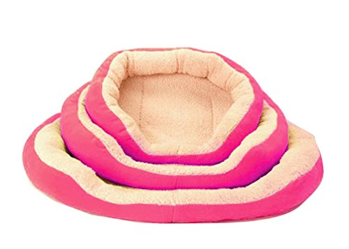 Gaorui Pet dog cat warm nest bed soft kennel puppy Winter Plush Fleece House Kennel