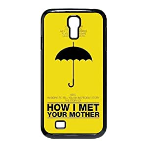 Fashion How i met your mother Personalized samsung galaxy S4 I9500 Case Cover