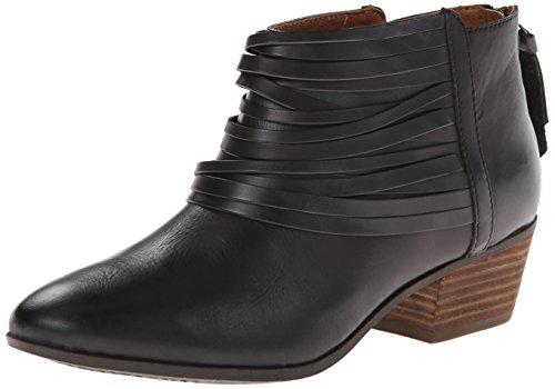 Clarks Spye Celeste Ankle Boots - Black Leather 7 M, Black L