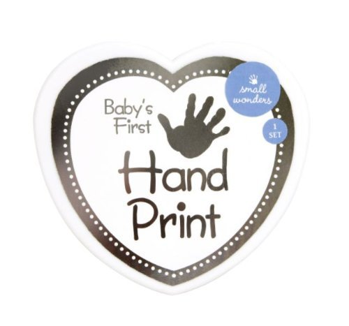 Babys First Handprint Set by K-mart Small Wonders