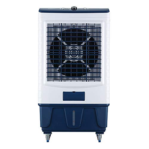 LHA Fans Portable Industrial Air Conditioner Cooler, 3 Speed 280W, 4 Universal Wheels and Low Noise