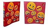 Emoji Stationary Bundle 1 Inch Binder Back to School Elementary Middle High School Supplies Expressions