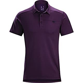 ARC'TERYX Captive SS Polo Men's (Kingwood, Medium) (B073TKMS8H) | Amazon price tracker / tracking, Amazon price history charts, Amazon price watches, Amazon price drop alerts
