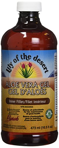 Aloe Vera Gel by Lily Of The Desert - 16 oz, used for sale  Delivered anywhere in Canada