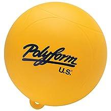Polyform U.S. Polyform Water Ski Slalom Buoy - Yellow