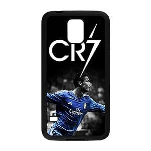ZXCV Cristia Noronaldo Fahionable And Popular Back Case Cover For Samsung Galaxy S5
