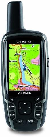 Navegador GPS Garmin GPSMAP 62St Europa