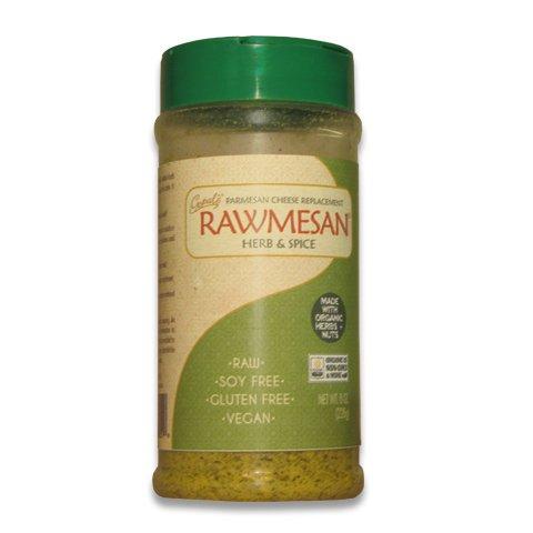 Organic Parmesan Cheese (Gopal's Herb & Spice Rawmesan (Parmesan Cheese Alternative))