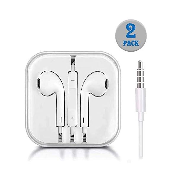 Headphones in Ear Earphones.with 3.5mm.-1