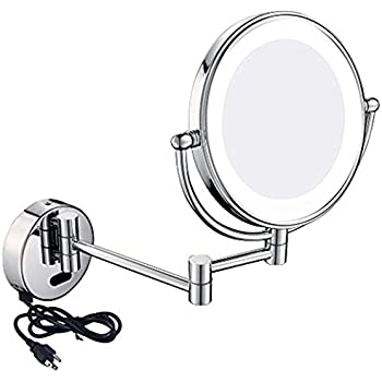 Amazon Com Gurun Wall Mount Sensor Mirror Sensor