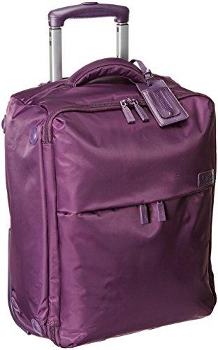 lipault-paris-foldable-2-wheeled-carry-on-trolly-purple-22x14x8