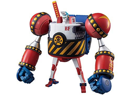 """Bandai Hobby Best Mecha Collection General Franky """"One Piece"""" Model Kit from Bandai Hobby"""
