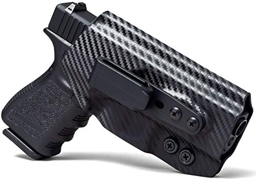 Concealment Express Tuckable IWB KYDEX Holster: fits S&W J-Frame 442/642 - Custom Fit - US Made - Inside Waistband - Adj. Cant, Retention, Ride Height - Claw Compatible (Smith 640 Wesson And Holster)