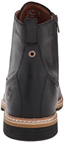 Timberland West Haven a12uj Side Zip NWP Homme Boots Noir