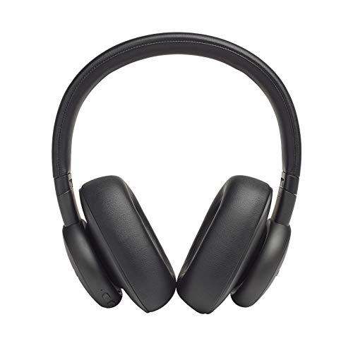 Harman Kardon Fly Wireless Over-Ear Active Noise Cancelling Headphones - Black, Large