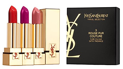YSL ROUGE PUR COUTURE TRAVEL SELECTION by YSL