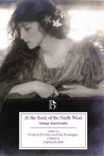Book cover for At the Back of the North Wind