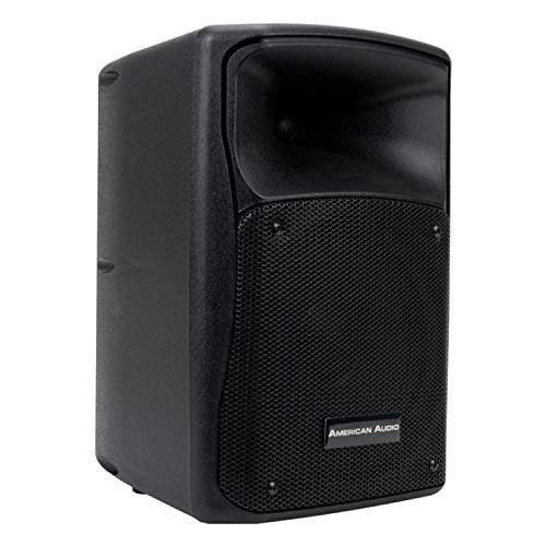 - American Audio ELS GO 8BT Battery Powered Portable 8-Inch Active Wireless Speaker