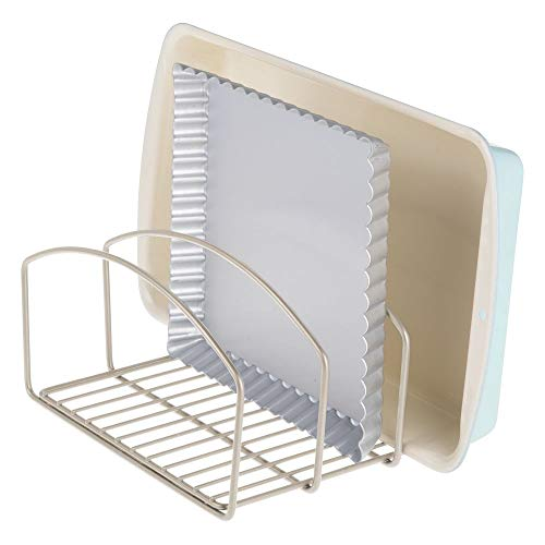 mDesign Cookware Organizer Kitchen Cabinet product image