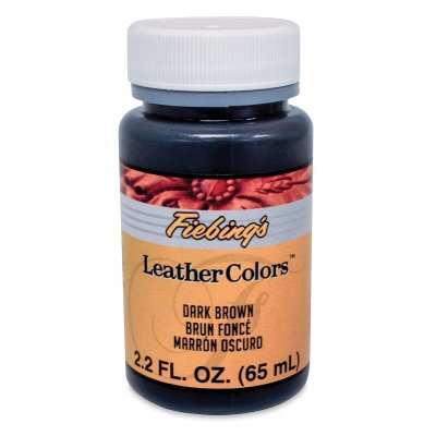 Fiebings Leathercraft FIE52028 Leather Dye 2.2oz Fiebings Leather Dye 2.2oz Dark Brown