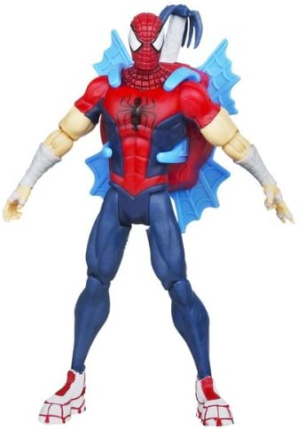 "2012 Spiderman 3.75/"" Hasbro Action Figure Toy Spiderman Spider-Man Marvel Comics"