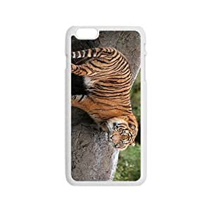 Tiger And Rock Hight Quality Plastic Case for Iphone 6