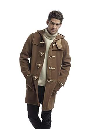 Original Montgomery Mens Wooden Toggles Duffle Coat (42