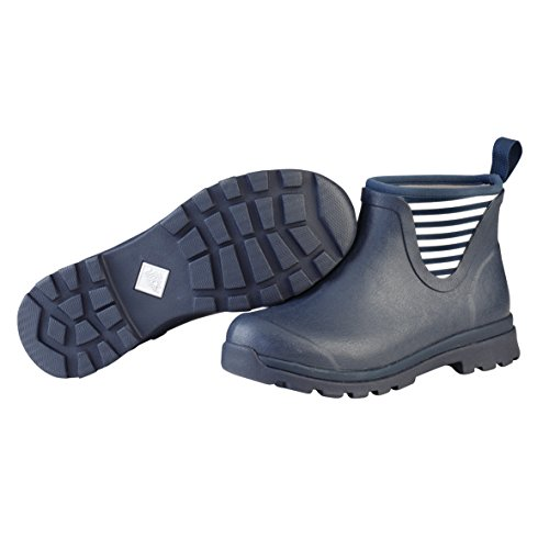 002 imprims Cambridge Wellington Bleues Bottines Femmes Muck Pour marine Bottes Bqw7vS