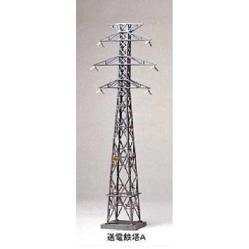Tomytec Scenario co nn scene Toray ku Shin ョ small objects 084 A transmission iron tower model Nippon ()