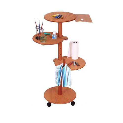 Mabef Multi-Level Artist Supply Stand (MBM-47)