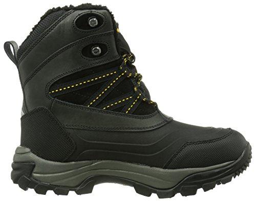 Hi-Tec Snow Peak 200 Wp, Men's Hiking Shoes Black (Black/Gold 021)